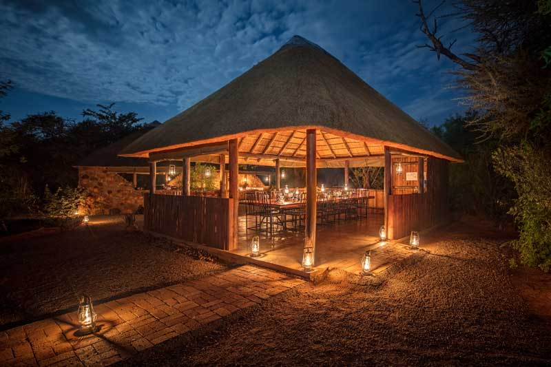 Mosetlha Bush Camp Amp Eco Lodge